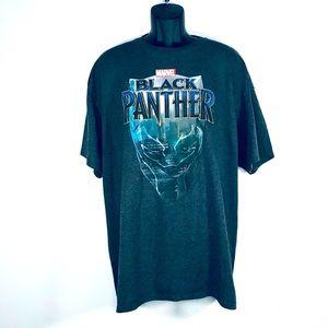 Marvel Black Panther Comic Graphic T Shirt